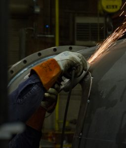 Pressure Vessel Fabrication, Helfrich Boiler Works Inc